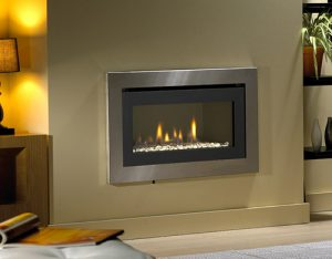 Why Get A Gas Inwall Fire Place?