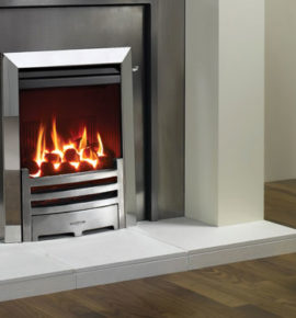 Gazco Logic HE Glass Fronted Gas Fire - Gasfires